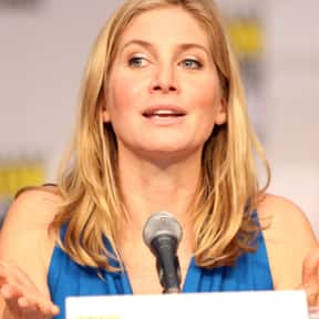 Elizabeth Mitchell is listed (or ranked) 10 on the list TV Actors from California