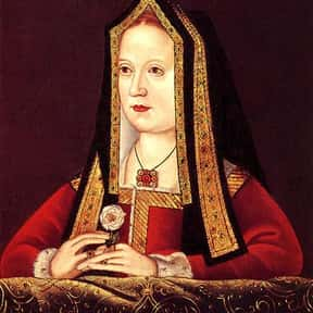 Elizabeth of York is listed (or ranked) 20 on the list Maternal Mortality: Famous Women Who Died In Childbirth