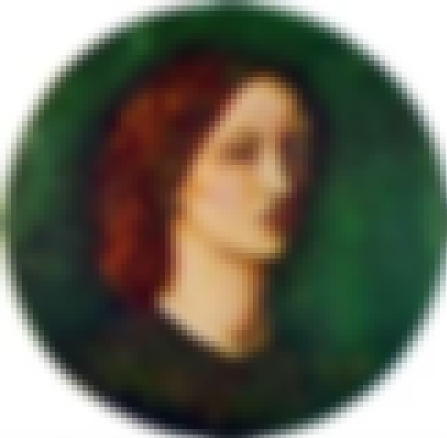 Elizabeth Siddal is listed (or ranked) 4 on the list Famous Pre-Raphaelite Brotherhood Artists