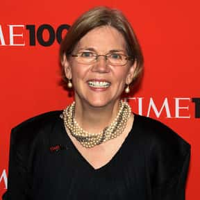 Elizabeth Warren is listed (or ranked) 9 on the list Famous People Named Elizabeth