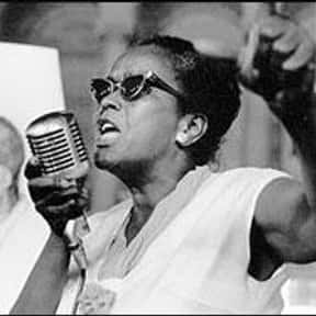 Ella Baker is listed (or ranked) 7 on the list Famous People From Norfolk