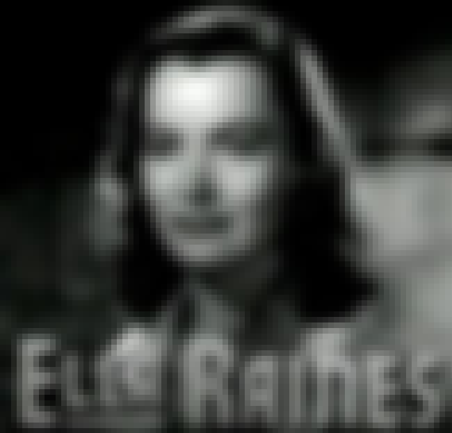 Ella Raines is listed (or ranked) 3 on the list Women Who Charles K. Feldman Has Dated