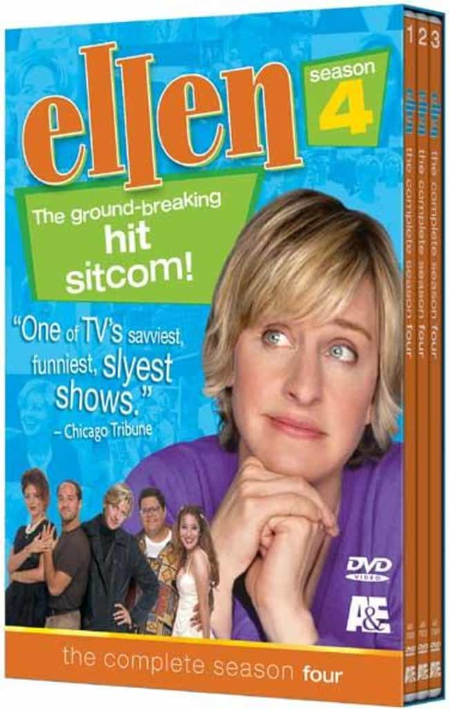Ellen is listed (or ranked) 2 on the list Ellen DeGeneres Shows and TV Series