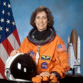 Ellen Ochoa is listed (or ranked) 23 on the list The Most Inspiring (Non-Hollywood) Female Role Models