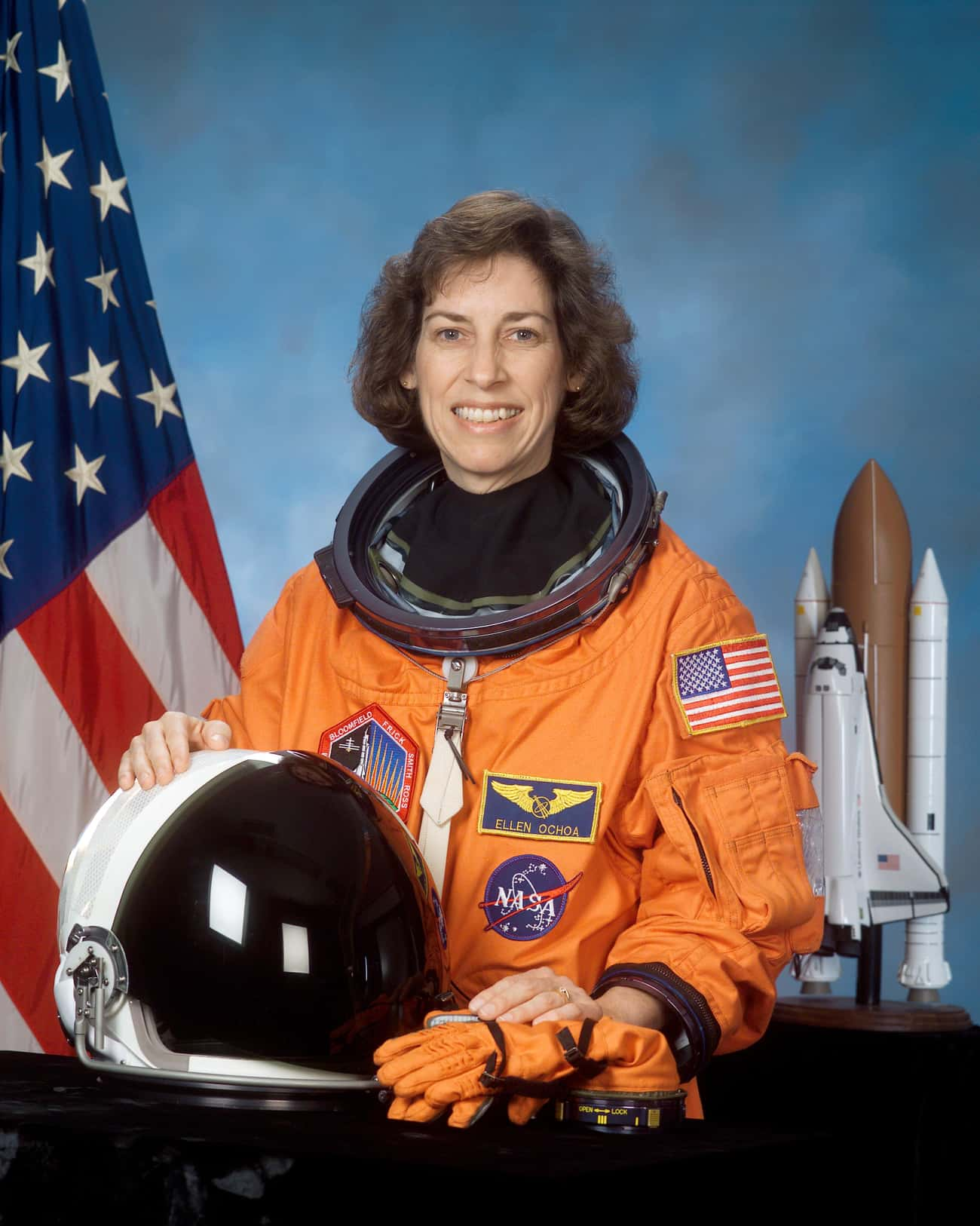 Ellen Ochoa is listed (or ranked) 3 on the list Famous People who Majored in Electrical Engineering