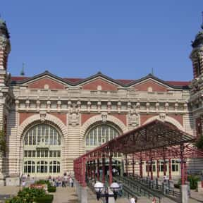 Ellis Island is listed (or ranked) 18 on the list The Top Must-See Attractions in New York