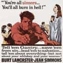 Elmer Gantry is listed (or ranked) 39 on the list The Best Oscar-Nominated Movies of the 1960s