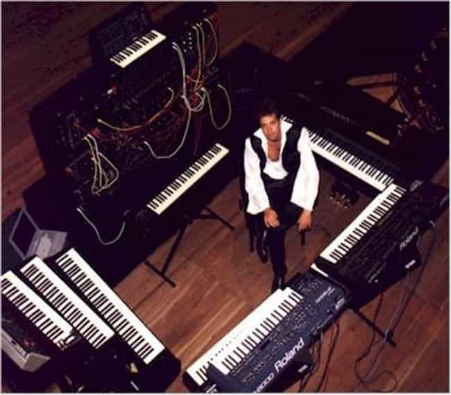 Eloy Fritsch is listed (or ranked) 1 on the list The Best Synthesizer Bands/Artists