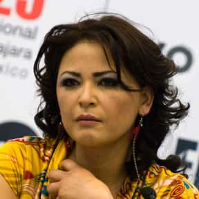 Elpidia Carrillo is listed (or ranked) 24 on the list Popular Film Actors from Mexico