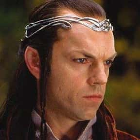 Elrond is listed (or ranked) 10 on the list List of The Lord Of The Rings Characters
