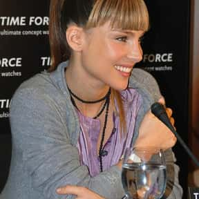 Elsa Pataky is listed (or ranked) 7 on the list Famous TV Actors from Spain