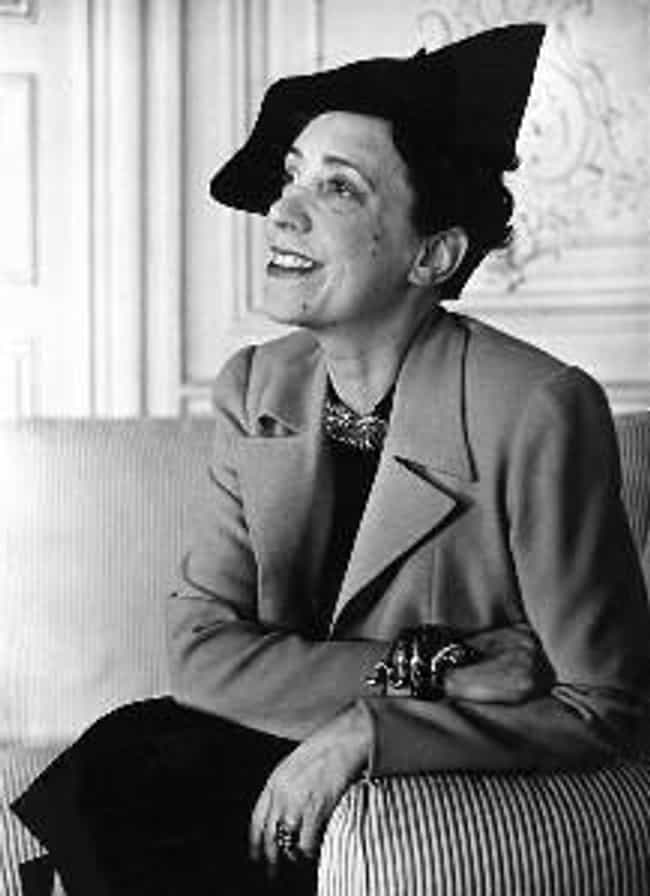 Elsa Schiaparelli is listed (or ranked) 4 on the list Famous Designers from Italy