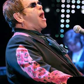 Elton John is listed (or ranked) 12 on the list The Greatest Musical Artists of the '80s