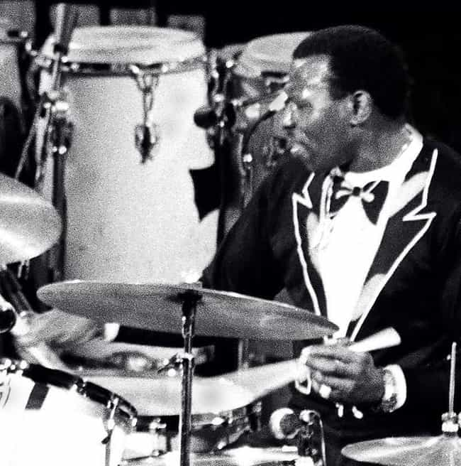 Elvin Jones is listed (or ranked) 3 on the list The 25 Most Popular & Influential Black Drummers