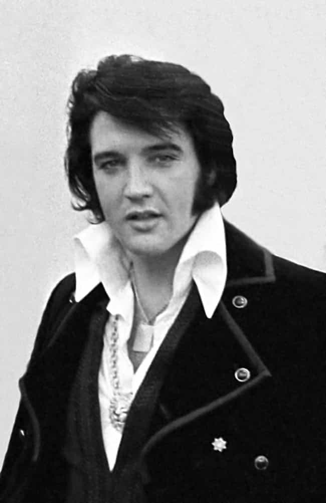 Elvis Presley is listed (or ranked) 3 on the list 70+ Celebrities Who Are Christians