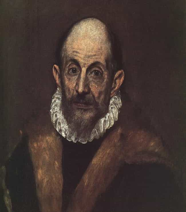 El Greco is listed (or ranked) 2 on the list Famous Painters from Spain