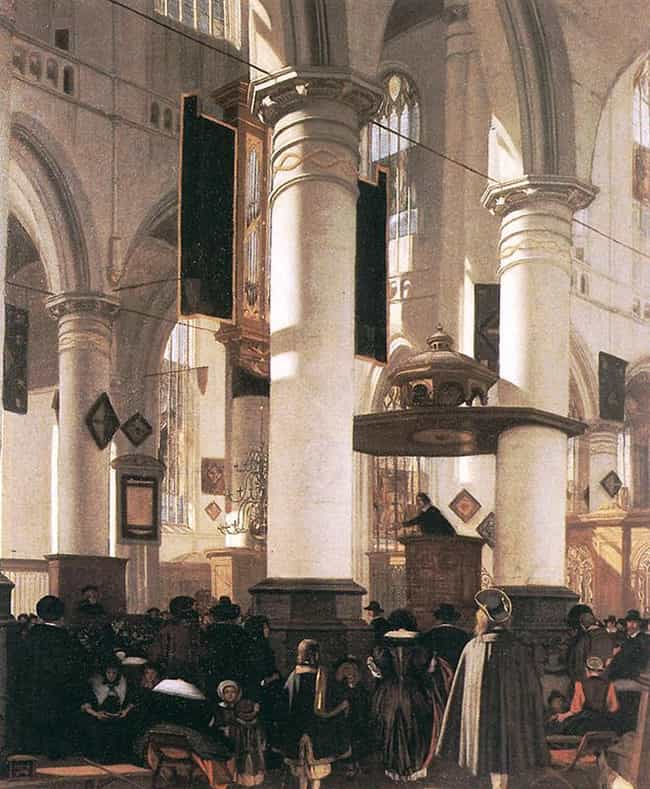 Emanuel de Witte is listed (or ranked) 3 on the list Famous Painters from the Netherlands