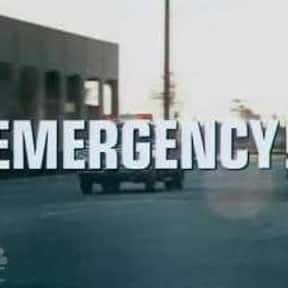 Emergency! is listed (or ranked) 16 on the list The Best TV Drama Shows of the 1970s