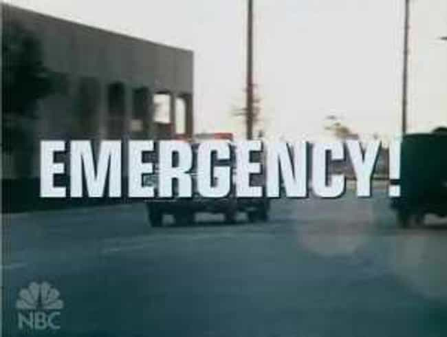 Emergency! is listed (or ranked) 2 on the list The Best 1970s Medical TV Shows