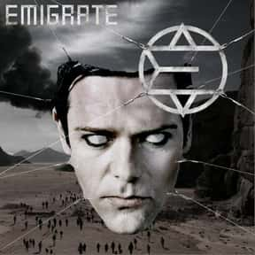 Emigrate is listed (or ranked) 9 on the list The Best Industrial Rock Bands