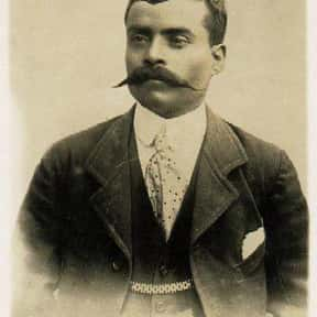 Emiliano Zapata is listed (or ranked) 1 on the list Famous People Who Died in El Salvador