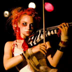 Emilie Autumn is listed (or ranked) 4 on the list The Best Cabaret Bands/Artists