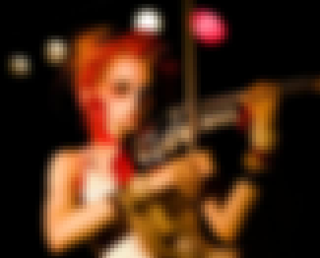 Emilie Autumn is listed (or ranked) 5 on the list List of Famous Violinists