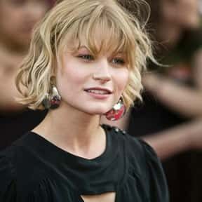 Emilie de Ravin is listed (or ranked) 8 on the list Famous TV Actors from Australia