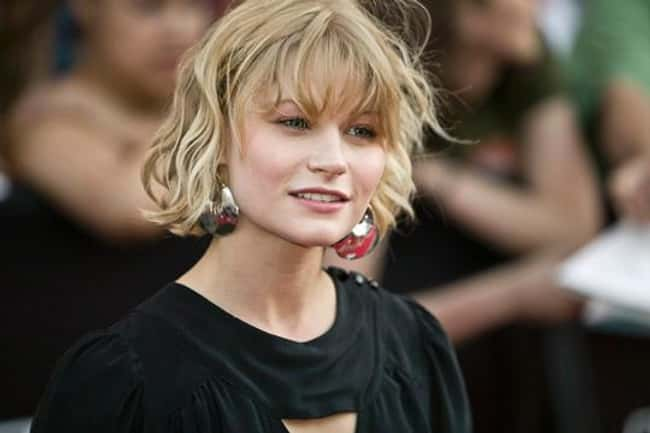Emilie de Ravin is listed (or ranked) 45 on the list The Most Captivating Celebrity Eyes (Women)