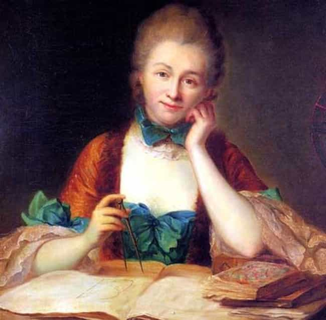 Émilie du Châtelet is listed (or ranked) 13 on the list Famous Female Physicists