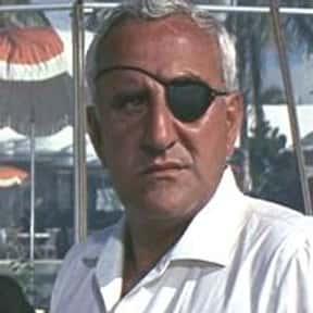 Emilio Largo is listed (or ranked) 16 on the list All James Bond Villains: List of All James Bond Enemies