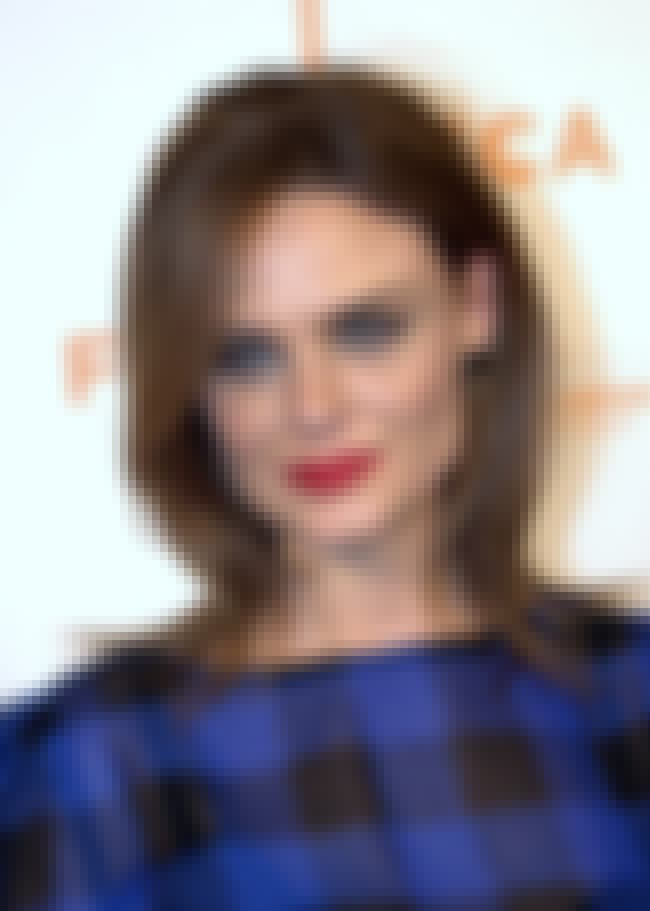 Emily Deschanel is listed (or ranked) 8 on the list The Best Actress In a 2012 TV Drama