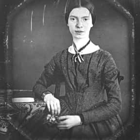 Emily Dickinson is listed (or ranked) 13 on the list The Best Writers of All Time