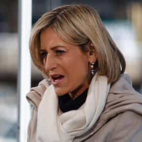 Emily Maitlis is listed (or ranked) 16 on the list The Top NBC Employees