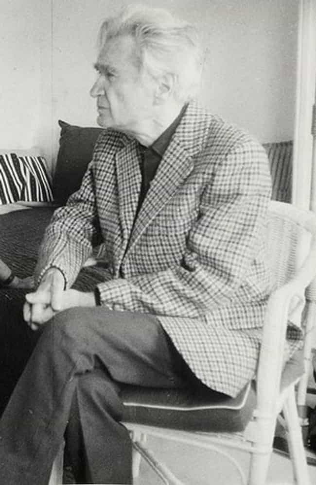 Emil Cioran is listed (or ranked) 3 on the list Famous People Born in 1911