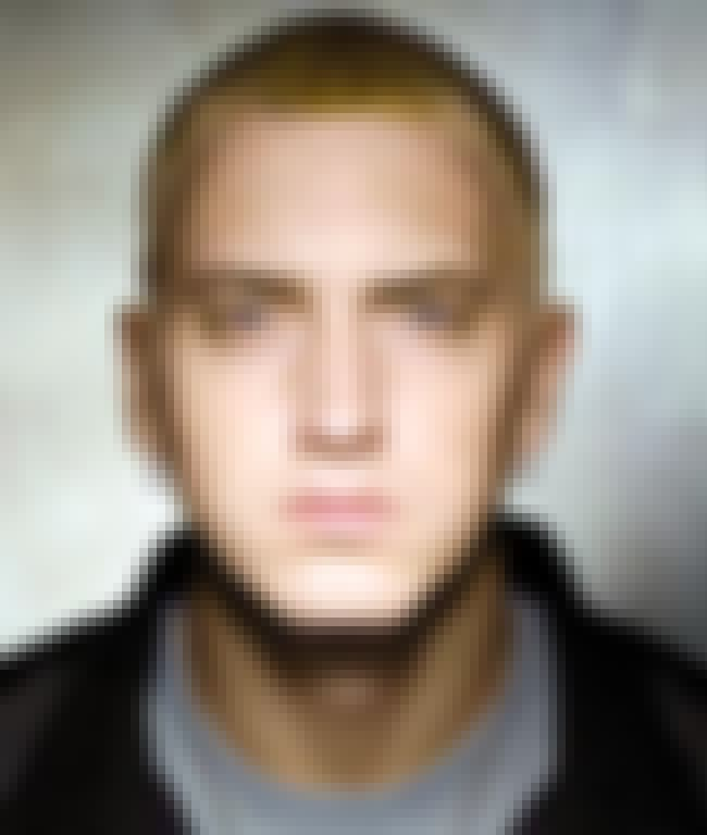 Eminem is listed (or ranked) 1 on the list Rappers You Didn't Know Struggle with Anxiety