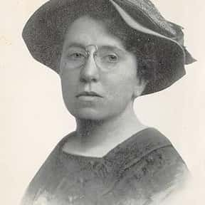 Emma Goldman is listed (or ranked) 16 on the list List of Famous Peace Activists