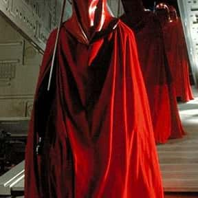 Emperor's Royal Guard is listed (or ranked) 22 on the list The Most Hated Star Wars Villains
