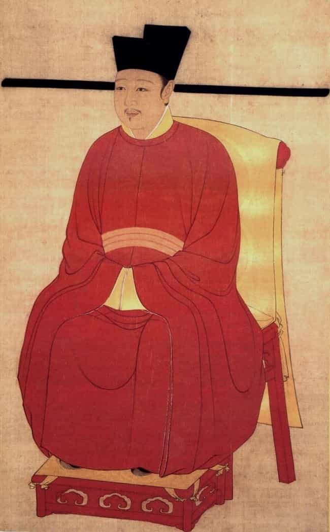 Emperor Huizong of Song ... is listed (or ranked) 3 on the list World Leaders With The Most Children