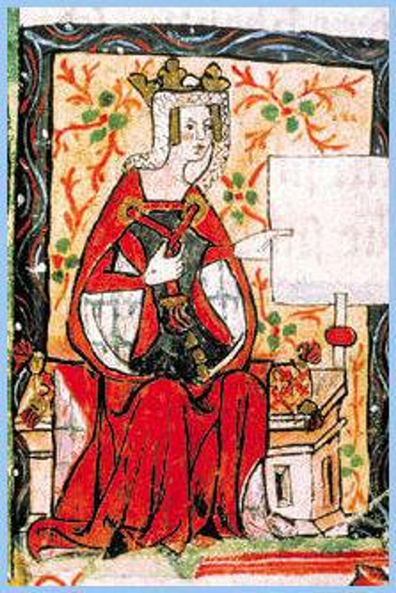 Empress Matilda is listed (or ranked) 3 on the list Famous Widows Who Fell For Another Member Of Their Husband's Family