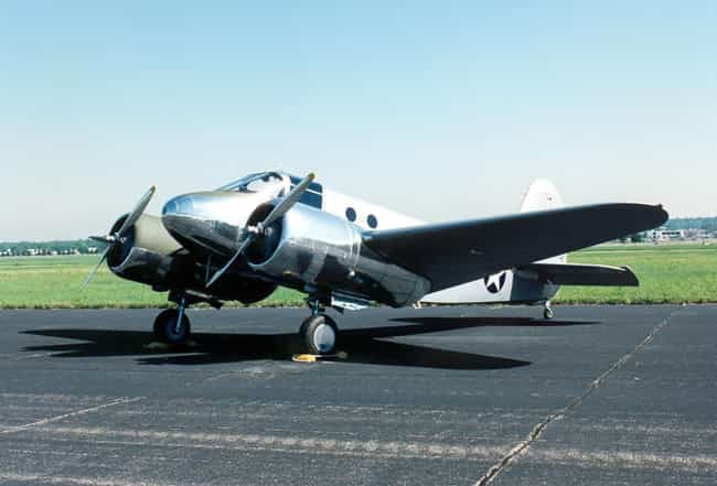 Beechcraft AT-10 Wichita... is listed (or ranked) 2 on the list List of Beechcraft Airplanes and Aircrafts