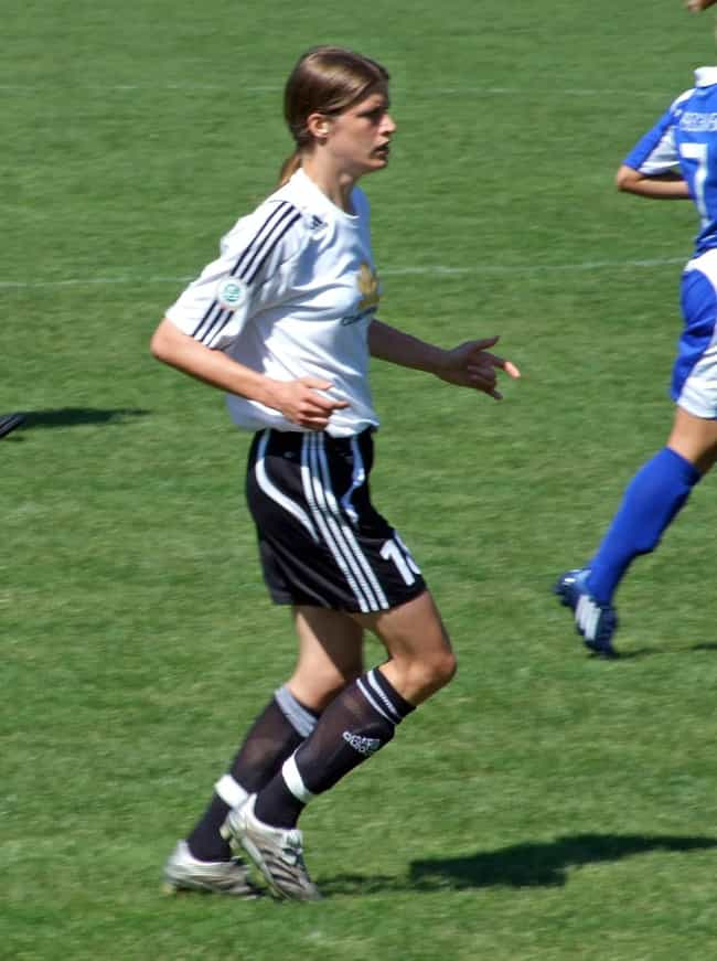Kerstin Garefrekes is listed (or ranked) 3 on the list Famous Female Athletes from West Germany