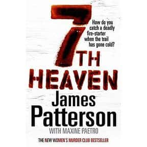 7th Heaven is listed (or ranked) 9 on the list Crime Fiction Books