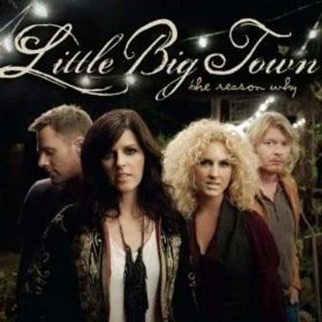 The Reason Why is listed (or ranked) 1 on the list The Best Little Big Town Albums Released So Far