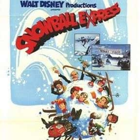 Snowball Express is listed (or ranked) 21 on the list The Best Disney Live-Action Movies