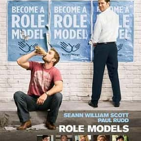 Role Models is listed (or ranked) 8 on the list The Best Movies of 2008