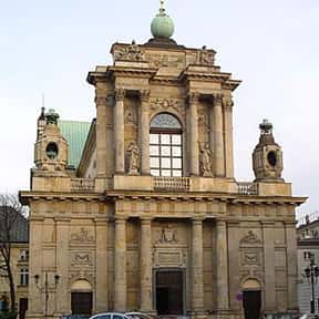 Carmelite Church, Warsaw is listed (or ranked) 18 on the list Famous Baroque Architecture Buildings