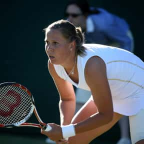 Lucie Hradecká is listed (or ranked) 17 on the list Best Current Women's Tennis Serves