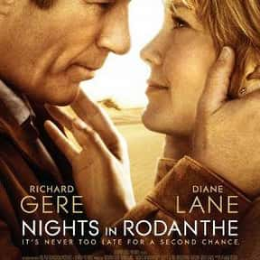 Nights in Rodanthe is listed (or ranked) 9 on the list The Best Chick Flicks Based on Books