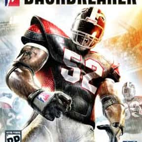 Backbreaker is listed (or ranked) 1 on the list Games Made With the Euphoria Engine